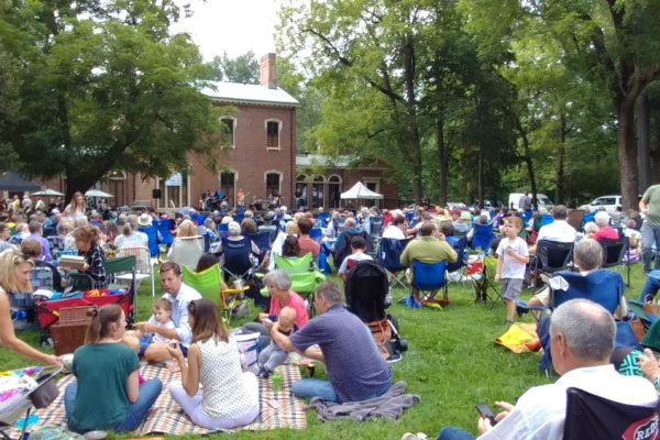 2017 Jazz On The Lawn at Ashland Henry Clay Estate