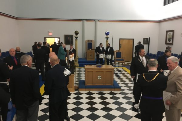 Lexington Lodge No. 1 Heritage Observance Night Pic 9