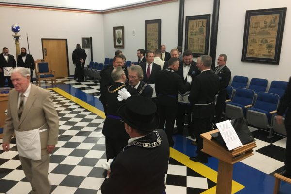 Lexington Lodge No. 1 Heritage Observance Night Pic 10