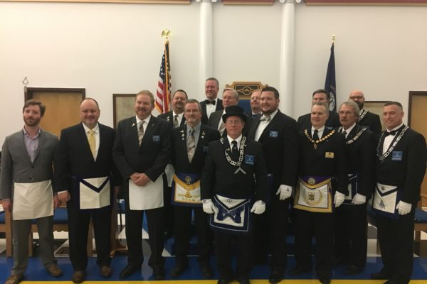 Lexington Lodge No. 1 Heritage Observance Night Pic 11
