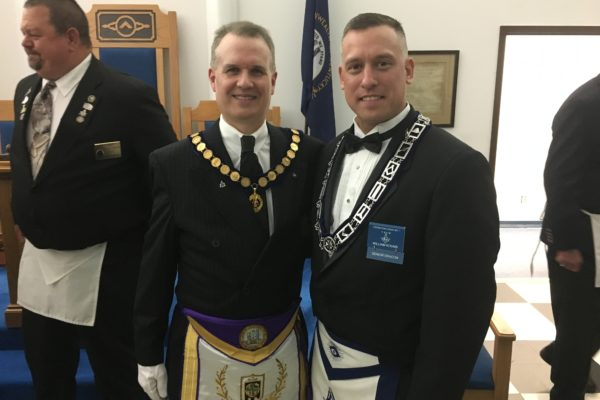 Lexington Lodge No. 1 Heritage Observance Night Pic 13