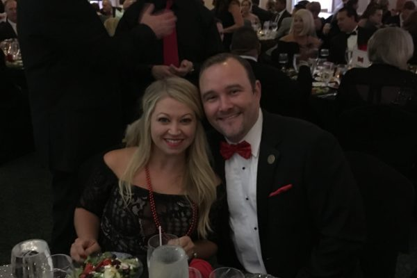 "2017 McDazzle ""Red Tie"" Charity Gala"
