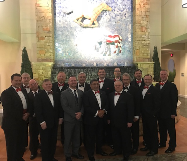 McDazzle Red Tie Charity Gala 2018